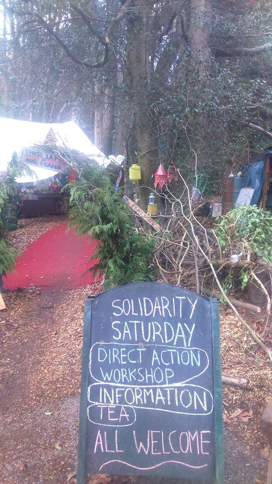 Direct Action workshops